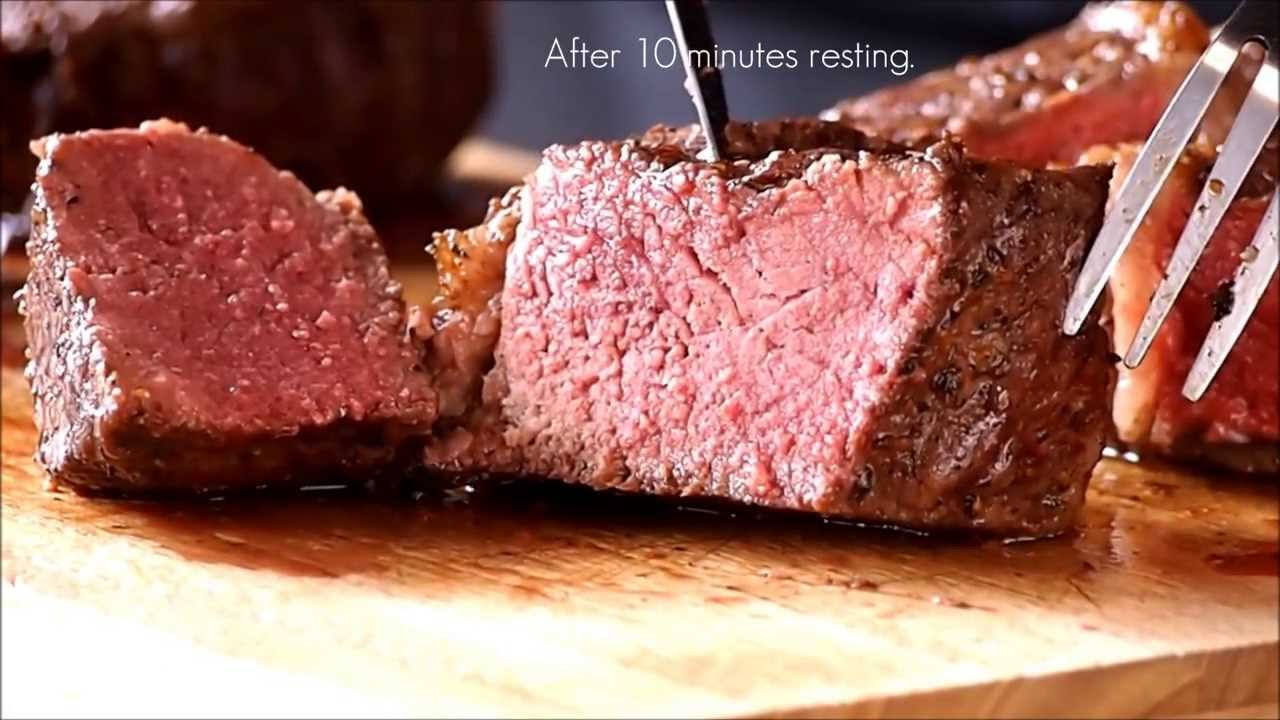 2 Minute Ultimate Guide How To Cook A Thick Steak Youtube
