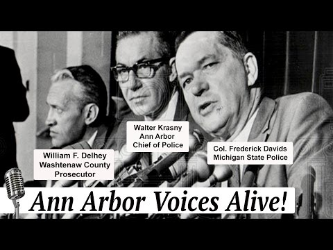 1969  Ann Arbor Area Murders Prompts Action By Governor Milliken