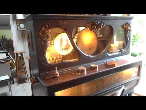 piano mécanique orchestre