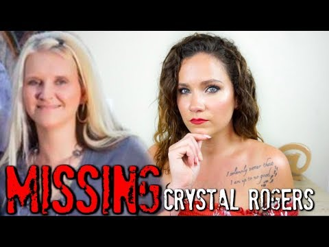 What REALLY Happened To Crystal Rogers??  Boyfriend Is The Main Suspect?!