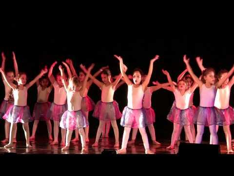 Maya dancing - Jerusalem theatre Feb 24 2010