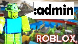 🔴 HOW TO PUT ADMIN ON YOUR ROBLOX STUDIO MAP 👌