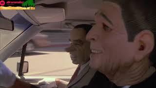 Погоня за Грабителями Банка ... отрывок из фильма (На Гребне Волны/Point Break)1991