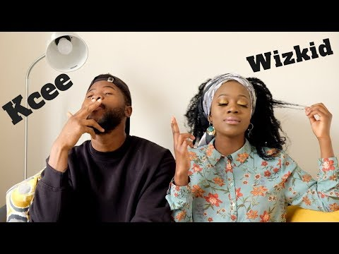 Kcee – Psycho Official Video ft  WizKid REACTION
