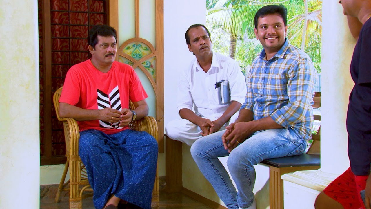 Thatteem Mutteem l  Arjunan's effort to become famous...  I Mazhavil Manorama