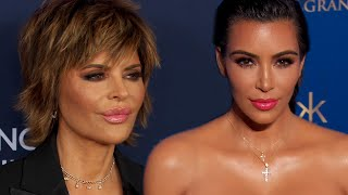 Kim Kardashian Reveals Her Feelings About Travis & Lisa Rinna Remarks on Amelia & Scott Disick Split