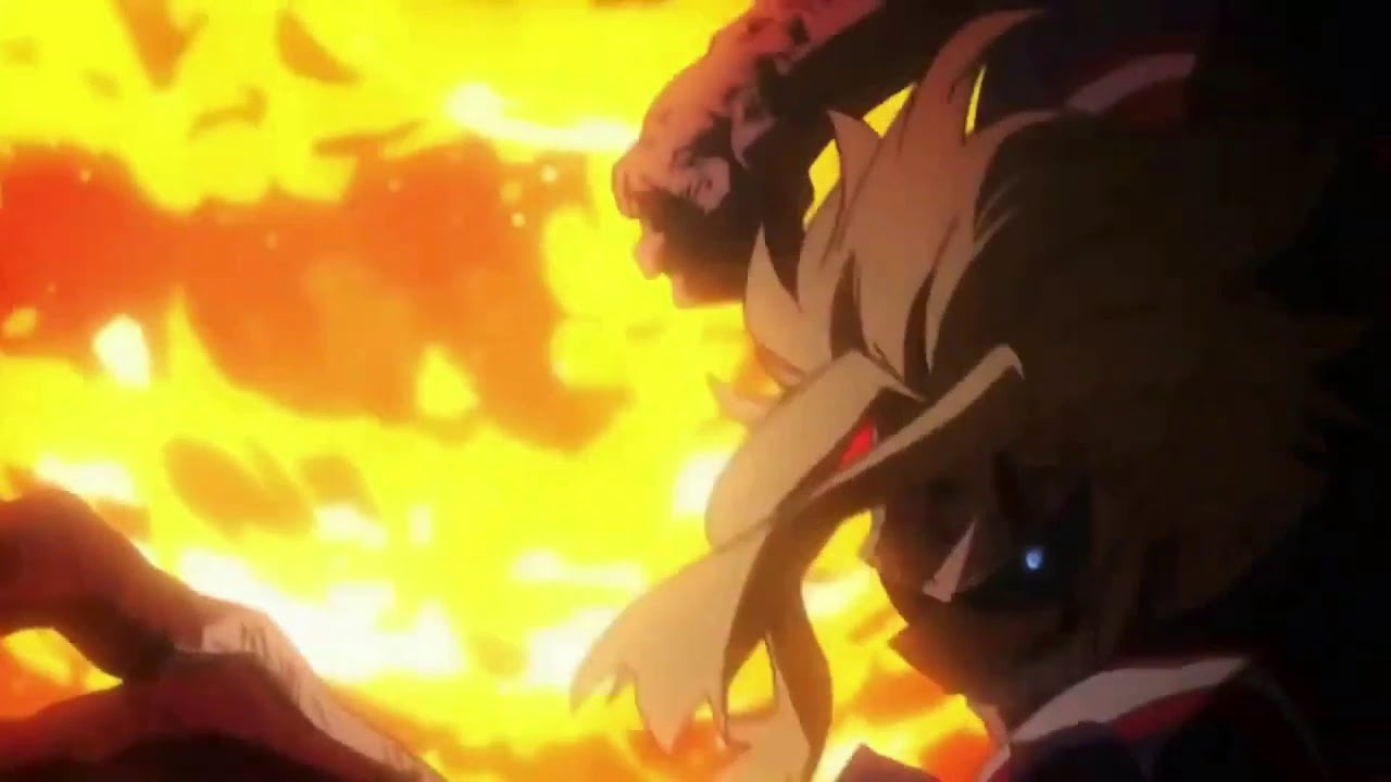 Download All Might vs All For One | My Hero Academia | English Dub