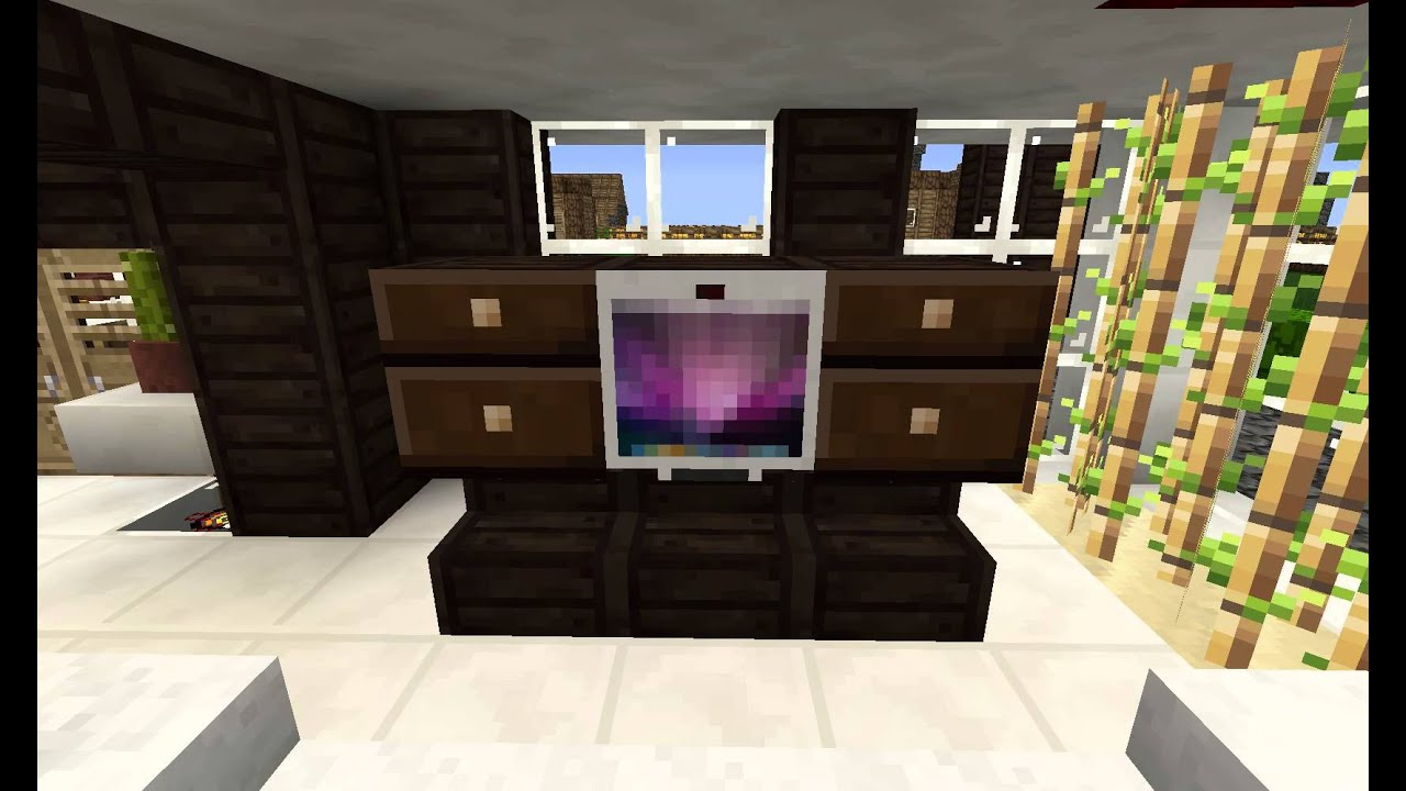 how to make a modern house in minecraft keralis