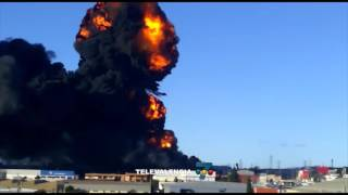 Todos los videos del incendio de Paterna aquí
