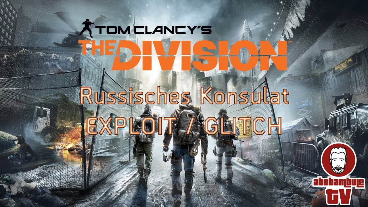 The Division Exploit