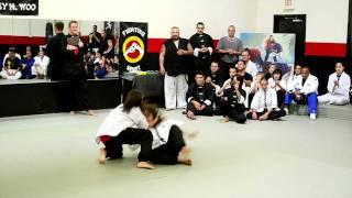 Kung Fu San Soo El Paso Texas Demo 2011
