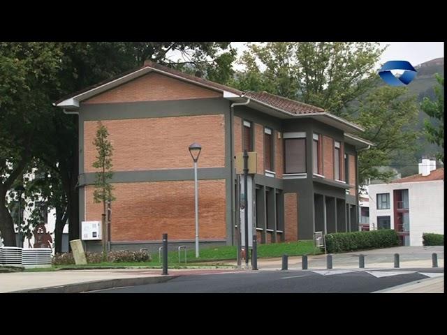 Kultur gune bilakatuko da Snta Luziako eskola izandako eraikina