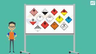Etiquetas de mercancías peligrosas ADR thumbnail