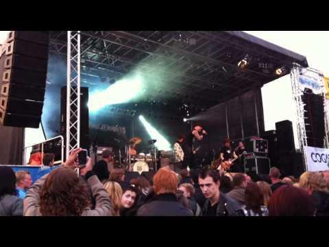 Live @ HobNob Festival 2011: Heideroosjes - Iedereen is gek behalve jij