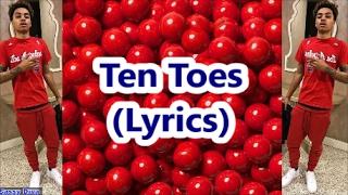 Lucas Coly - Ten Toes (Lyrics)