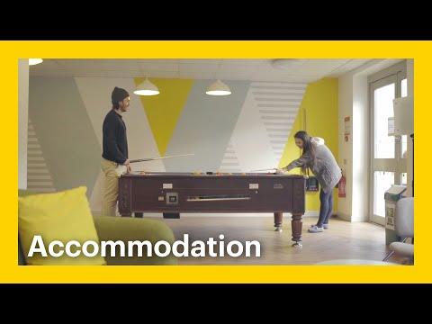 Accommodation at Goldsmiths