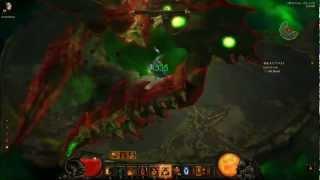 Diablo 3 - Inferno Act 2 Belial Farming Tutorial - Solo Barbarian - Zrave (Temerity) (Pre 1.0.3)