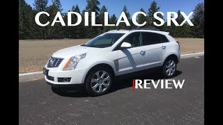 Cadillac SRX Review | 2010-2016 | 2nd Generation
