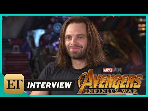 Download Youtube: 'Avengers: Infinity War': Sebastian Stan (FULL INTERVIEW)