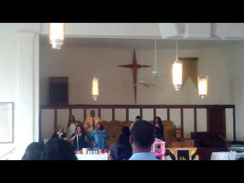 9Th ST Missionary Baptist Church Bro Dave Band 🎹🎵🎶🎤🎧