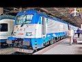 TRAIN TRIP REPORT | Budapest - Bratislava | EuroTrain České Dráhy