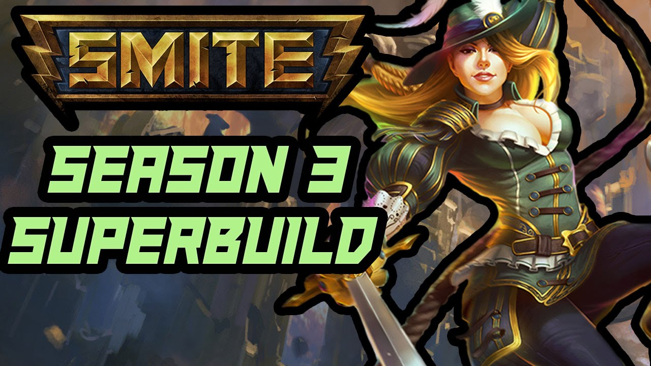 Builds Smite Season