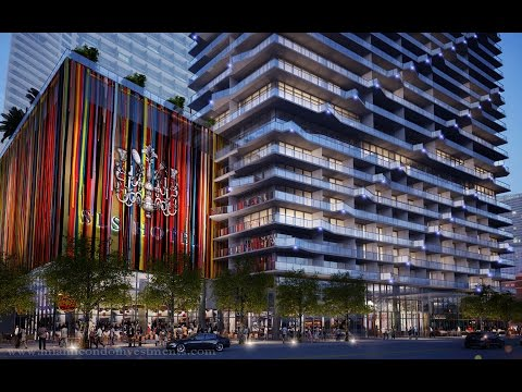 SLS LUX BRICKELL | PreConstruction Luxury Condo in Miami