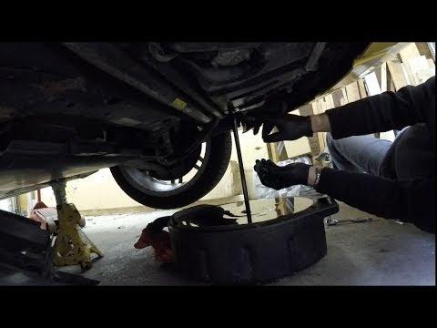 Audi 4.2 V8 S4 RS4 B6 B7 Oil Change