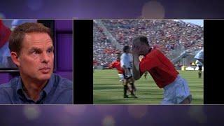 WK-goal Bergkamp geeft Frank de Boer nog steeds ki - RTL LATE NIGHT