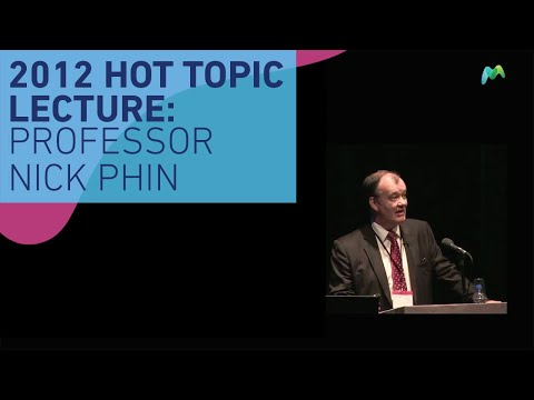 Professor Nick Phin: 'Legionnaires' disease – dead legs and shower heads'