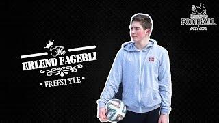 Erlend Fagerli - Ultimate Skills Freestyle - Freestyle Football - HD