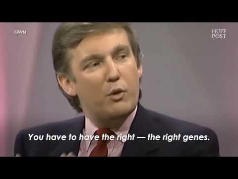 Donald Trump: Eugenics?