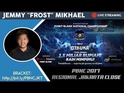 PBNC KUALIFIKASI CLOSE REGIONAL JAKARTA - @Frostkriss