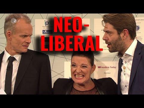 Leben wir im Neoliberalismus? - Streitgespräch mit einem Kritiker [Trailer]
