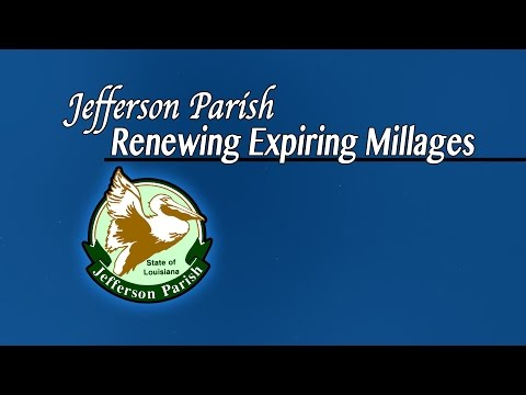 4 Jefferson Parish tax renewals backed by independent non-profit