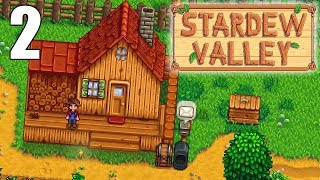 Headed Back to the Farm! - Stardew Valley Multiplayer Gameplay - Part 2