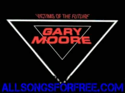 Клип Gary Moore - Murder In The Skies
