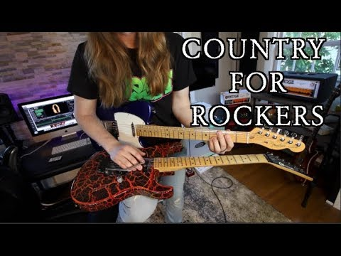 Country Riffs Rockers Should Learn Today!