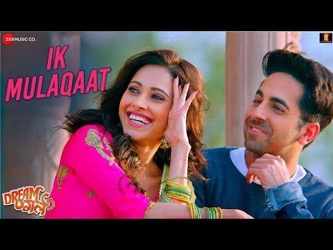 ik-mulaqaat-mein-baat-hi-baat-mein-video- -dream-girl- -ayushman-khurana,nushrat-bharucha- -palak- 