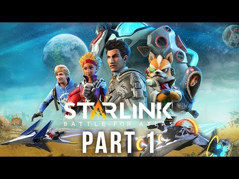 STARLINK BATTLE FOR ATLAS Gameplay Walkthrough Part 1 - INTRO thumbnail