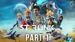 STARLINK BATTLE FOR ATLAS Gameplay Walkthrough Part 1 - INTRO