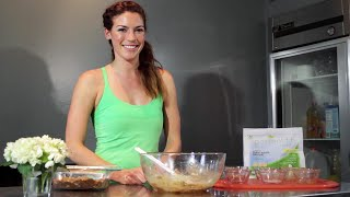 How To Make High Protein Almond Bars