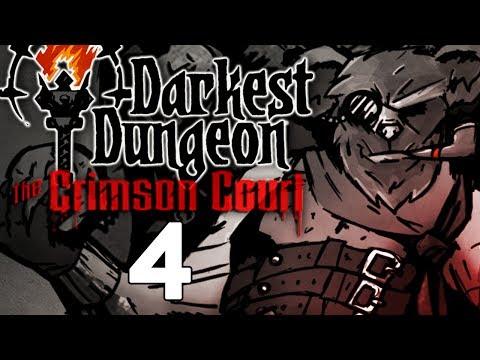 Baer Plays Darkest Dungeon: The Crimson Court (Ep. 4) - Shambler