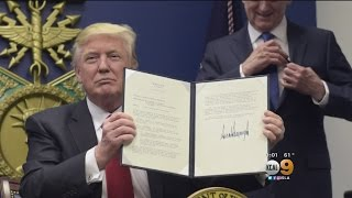 Appeals Court Upholds Suspension Of Trump Travel Ban