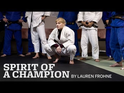 Despite obstacles, Judo champ Kayla Harrison seeks Olympic gold