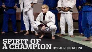 Despite obstacles, Judo champ Kayla Harrison seeks Olympic gold
