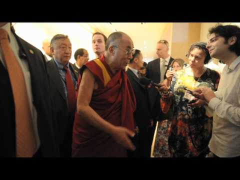 The Dalai Lama Comments on His Meeting with President Obama