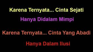 Beautiful Colors Band - Cinta Sejati (Lyrics Video) Acoustic Version