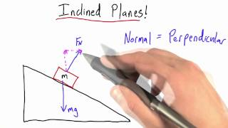 Inclined Planes - Inтro to Physics