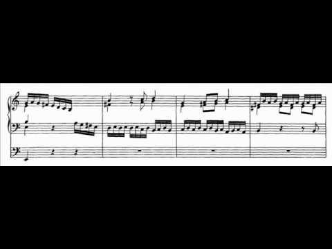 D. Buxtehude - BuxWV 160 - Ciacona e-moll / E minor